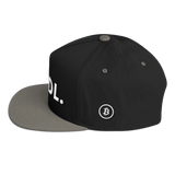 Bitcoin Bitcoin Hodl Hat Black and Grey
