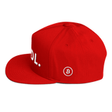 Bitcoin Bitcoin Hodl Hat Red