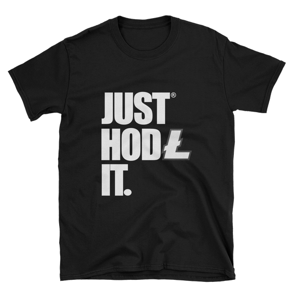 JUST HODL IT Litecoin T-Shirt