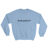 Nakamoto Clothing Co. Sweatshirt Pastel Blue