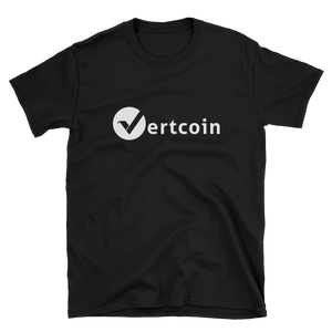 Vertcoin T-Shirt - by Nakamoto Clothing Co.
