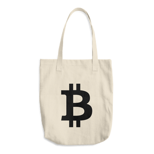 Bitcoin Market Tote Bag Nakamoto Clothing Co