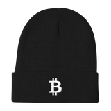 Bitcoin Beanie Nakamoto Clothing Co