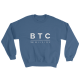 BTC XXI Sweater in Indigo