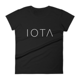 IOTA Womens Tshirt Black