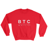 BTC XXI Sweater in Red