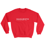 Nakamoto Clothing Co. Sweatshirt Red
