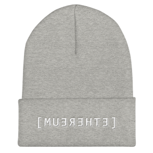 Ethereum Mirror Code Beanie - by Nakamoto Clothing Co.