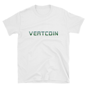 Vertcoin Retro T-Shirt - by Nakamoto Clothing Co.