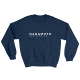 Nakamoto Clothing Co. Sweatshirt Navy