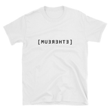 Ethereum Mirror Code T-Shirt - by Nakamoto Clothing Co.