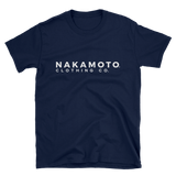 Nakamoto Clothing Co. TShirt Navy