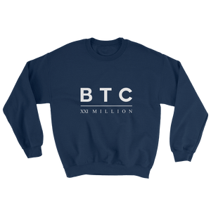 BTC XXI Sweater in Navy