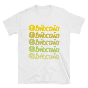Bitcoin T-Shirt White