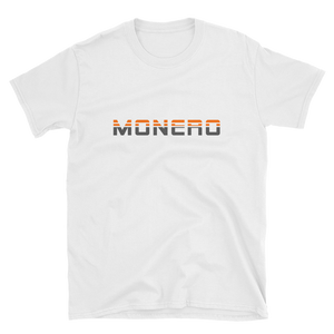 Monero Retro T-Shirt - by Nakamoto Clothing Co.