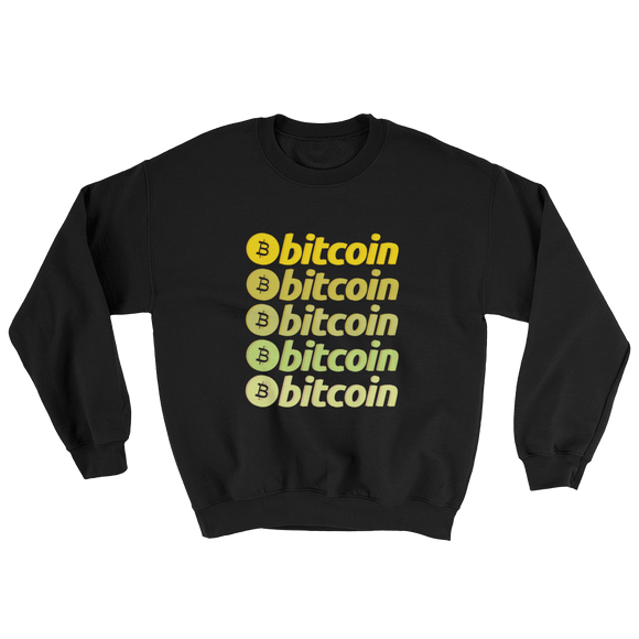 Bitcoin Sweater Black