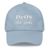 DeOs the gods Dad Cap by Nakamoto Clothing Co.