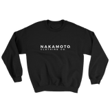 Nakamoto Clothing Co. Sweatshirt Black