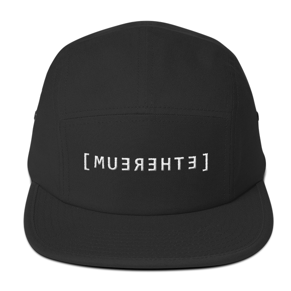 Ethereum Mirror Code Baseball Hat - by Nakamoto Clothing Co.