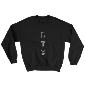 BTC Bitcoin Sweatshirt Black