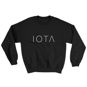 IOTA Sweater Black