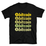 Bitcoin T-Shirt Black