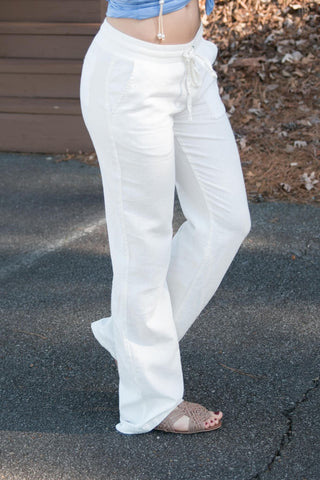 **SALE** Country Club Linen Pants