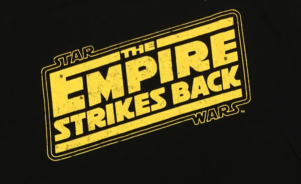 The Empire Strikes Back Star Wars T-shirt