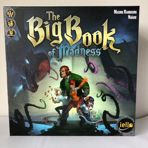 The Big Book of Madness (Pre-Owned)