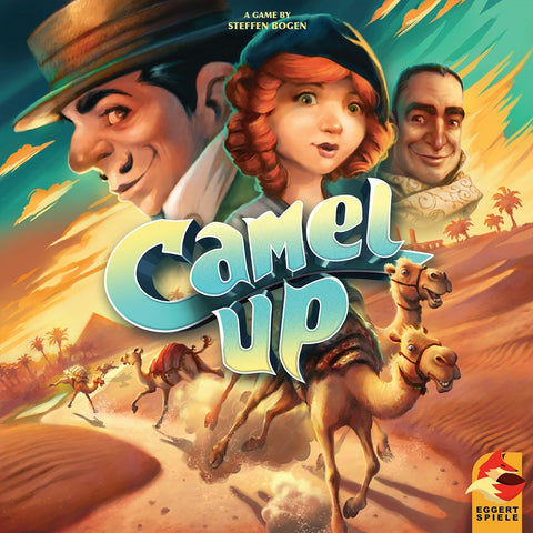 Camel Up Second Edition