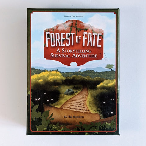 Forest of Fate - Kickstarter Edition (Pre-Owned)