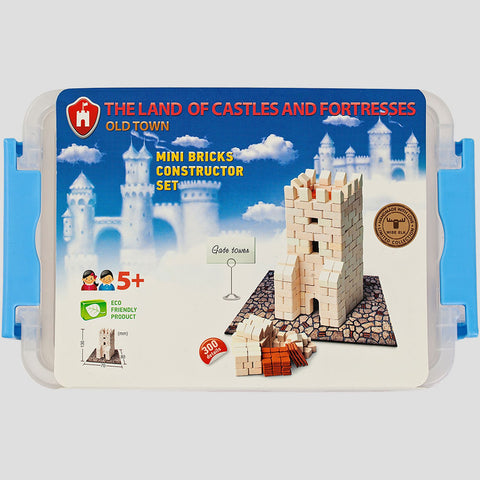 Gate Tower: Brick Construction Kit