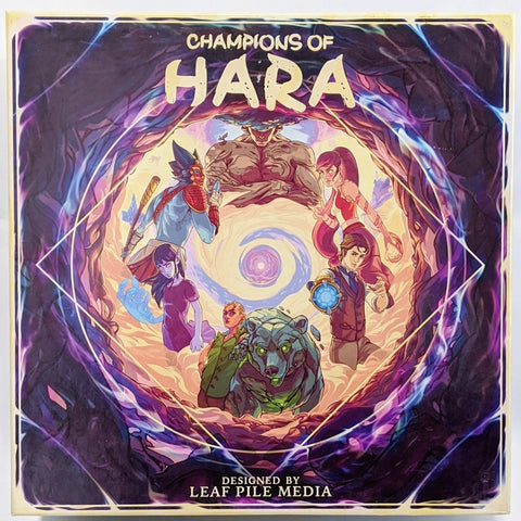 Champions of Hara + Expansion (sealed) (Pre-Owned)