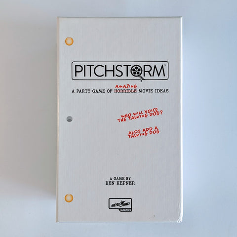 Pitchstorm (Pre-Owned)