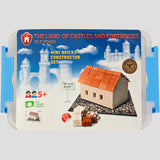 Tile Roof House: Brick Construction Kit