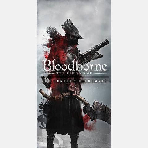 Bloodborne The Card Game: The Hunters Nightmare Expansion