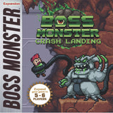 Boss Monster: Crash Landing 5-6 Player Expansion