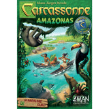 Carcassonne: Amazonas Expansion