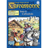 Carcassonne: Inns & Cathedrals Expansion