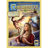 Carcassonne: Princess & Dragon Expansion
