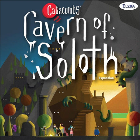 Catacombs Cavern of Soloth Third Edition