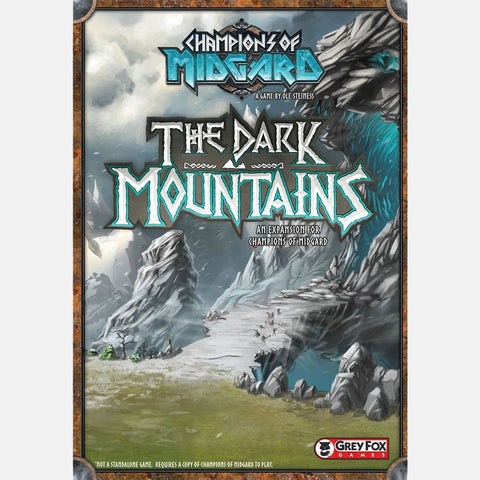 Champions of Midgard: Dark Mountains Expansion