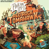 Flick 'Em Up: Red Rock Tomahawk Expansion