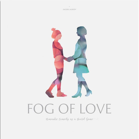 Fog of Love: Girl Girl Alternative Cover