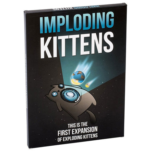 Imploding Kittens: A Exploding Kittens Expansion