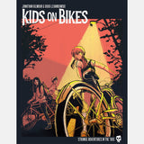 Kids On Bikes Role Playing Game