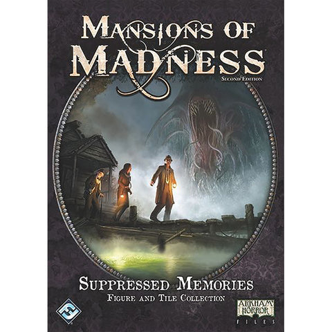 Mansions of Madness: Surpressed Memories Expansion