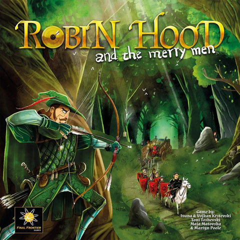Robin Hood and the Merry Men (Kickstarter Edition)
