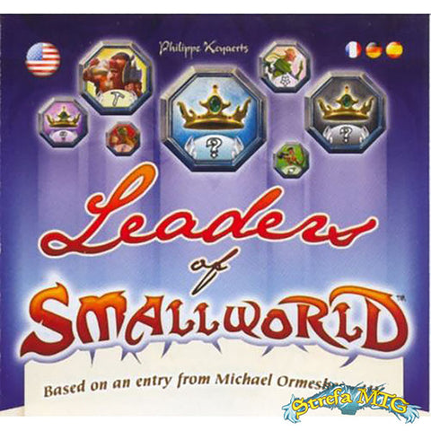 Small World: Leaders of Small World Expansion