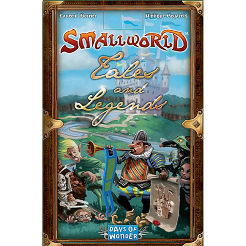 Small World: Tales and Legends Expansion